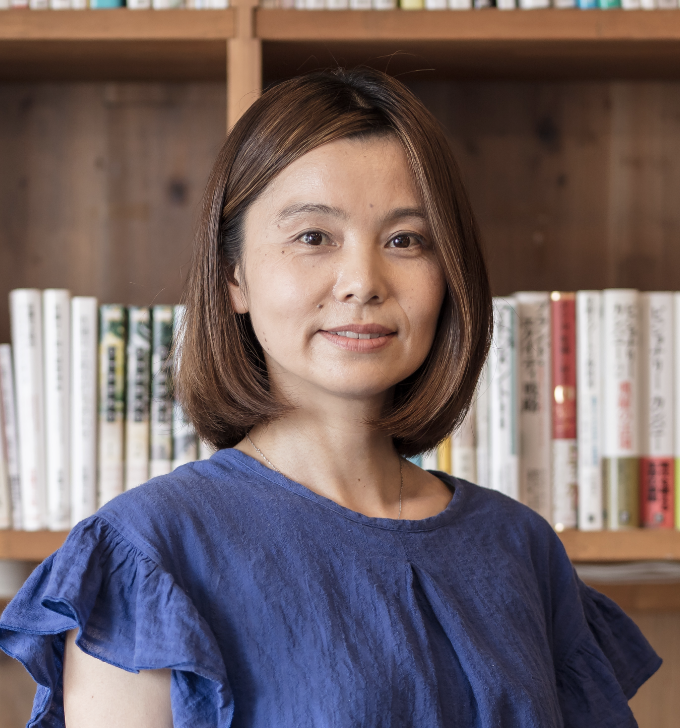 Office Manager Hiromi Takeuchi