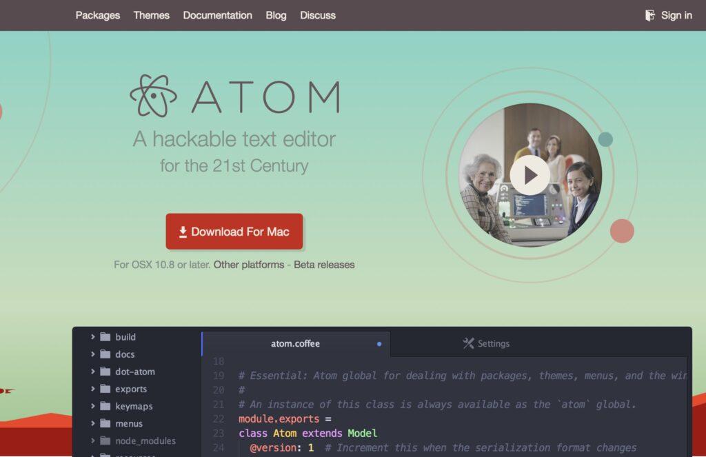 【開発者におすすめ!】開発用エディタ「Atom」を自分好みのエディタにしてみた