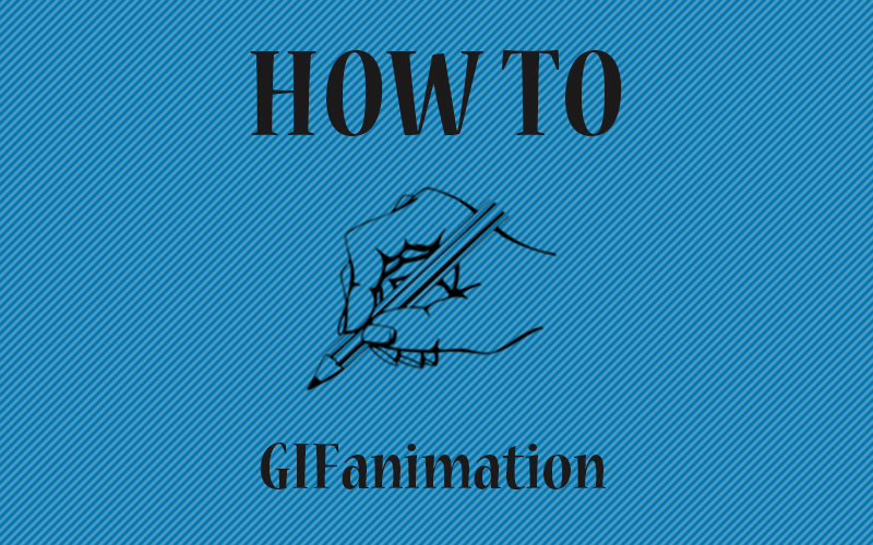 長く広いGIFアニメの世界 〜GIFアニメを作ってみよう〜