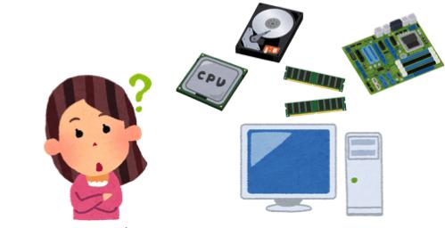 【保存版】超初心者向けにパソコンの仕組みと選び方を丁寧に説明してみます。